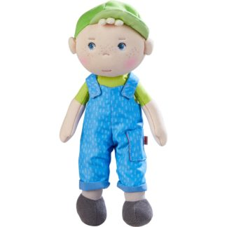 Fabric Till Snug-Up Doll by Haba (305042) | LeVida Toys
