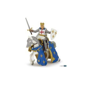 Saint Louis and his Horse (Papo 39841) | LeVida Toys