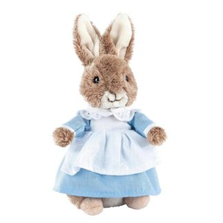 Mrs. Rabbit small soft toy by Gund | LeVida Toys