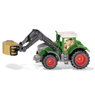 Fendt 1050 Vario Tractor with Bale Gripper (Siku 1539) | LeVida Toys