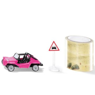 Siku Buggy with Tape (Siku 1604) Miniature Die Cast Model | LeVida Toys