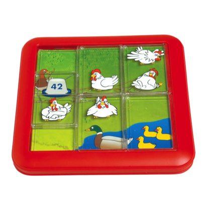 Smart Games Chicken Shuffle Jr | LeVida Toys