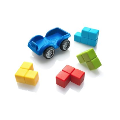 Smart Games SmartCar Mini Compact Puzzle Game | LeVida Toys