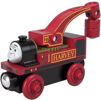 Thomas & Friends Wooden Railway: Harvey | LeVida Toys