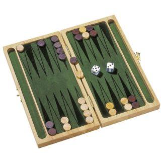 Goki Backgammon Set (HS056) | LeVida Toys