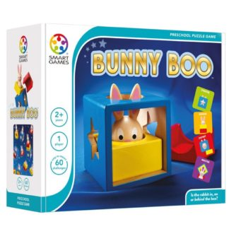 Smart Games Bunny Boo - Pre School Puzzle Game | LeVida Toys