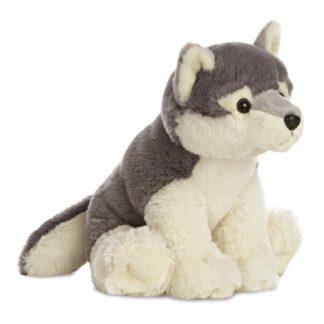 Aurora Destination Nation Wolf 11 Inch soft toy | LeVida Toys