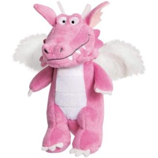 Zog - Pink Dragon 6 Inch Soft Toy | LeVida Toys
