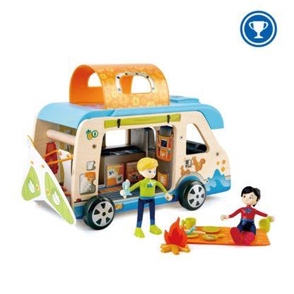 Hape Adventure Van (E3407)   LeVida Toys