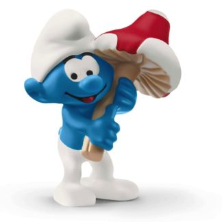 The Smurfs: Smurf with Good Luck Charm (Schleich 20819) | LeVida Toys