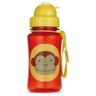 Skip Hop - Zoo Straw Bottle: Marshall Monkey | LeVida Toys