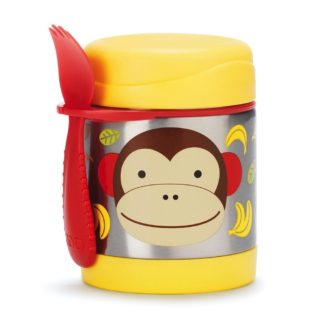 Skip Hop - Zoo Food Jar: Marshall Monkey | LeVida Toys