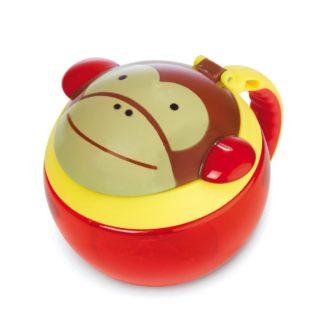 Skip Hop - Zoo Snack Cup: Marshall Monkey   LeVida Toys