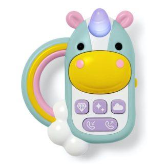 Skip Hop - Zoo Eureka Unicorn Phone | LeVida Toys