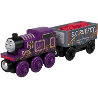 Thomas & Friends Wooden Railway: Ryan & S. C. Ruffey | LeVida Toys