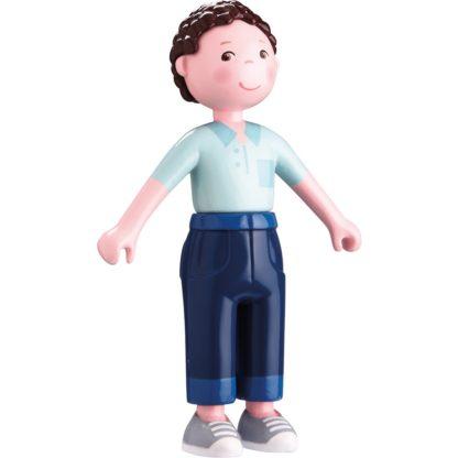 Haba Little Friends - Bendy Doll Dad Michael   LeVida Toys