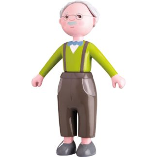 Haba Little Friends - Bendy Doll Grandpa Kurt | LeVida Toys