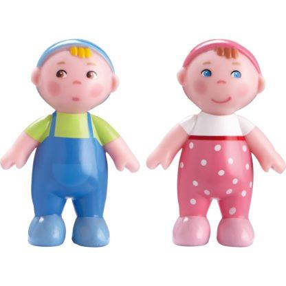 Little Friends - Bendy Baby Dolls Marie & Max | LeVida Toys