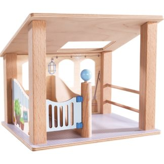 Haba Little Friends - Horse Stall (302167) | LeVida Toys