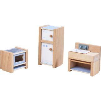Haba Little Friends - Kitchen Play Set | LeVida Toys
