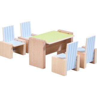 Haba Little Friends - Dining Room Furniture Set | LeVida Toys