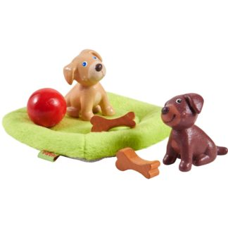 Haba Little Friends - Puppies (303892) | LeVida Toys