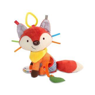 Skip Hop Bandana Buddies Activity Fox | LeVida Toys