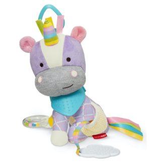 Skip Hop Bandana Buddies Activity Toy - Unicorn | LeVida Toys