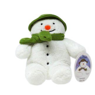 The Snowman Bean Toy by Rainbow Designs | LeVida Toys