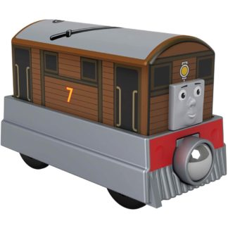 Thomas & Friends Wooden Railway: Toby | LeVida Toys