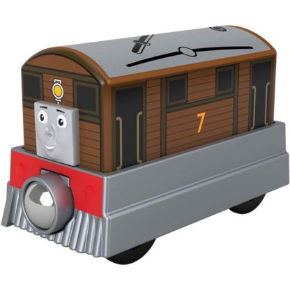 Thomas & Friends Wooden Railway: Toby | LeVida Toys