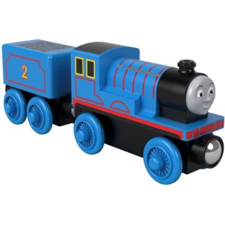 Thomas & Friends Wooden Railway: Edward | LeVida Toys