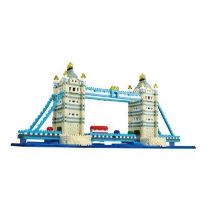 Nanoblock Tower Bridge Deluxe Edition (NB-045) | LeVida Toys