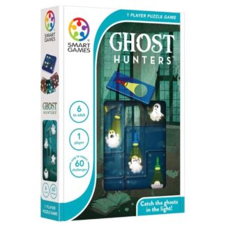 Smart Games Ghost Hunters (SG433) | LeVida Toys