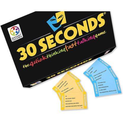 Smart Games 30 Seconds (SGM93)   LeVida Toys