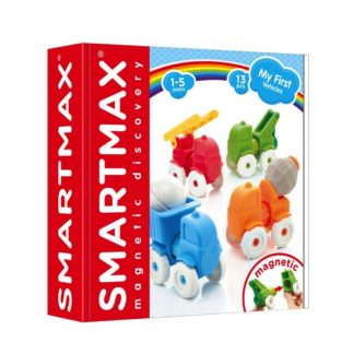 Smartmax My First Vehicles Play Set | LeVida Toys