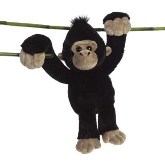 Aurora Hang n Swing Gorilla 13 Inch soft toy | LeVida Toys