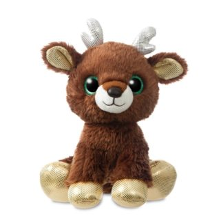 Aurora Sparkle Tales: Jingle Reindeer 12 Inch Soft Toy | LeVida Toys