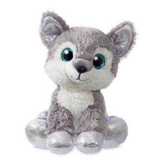 Aurora Sparkle Tales: Blizzard Husky Dog 12 Inch | LeVida Toys