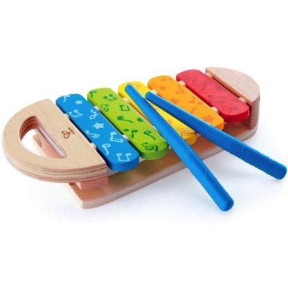 Hape Rainbow Xylophone (E0606) | LeVida Toys
