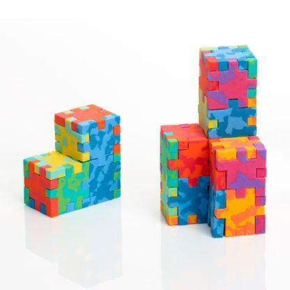 Smart Games Happy Cube Pro 2d + 3D Puzzle   LeVida Toys
