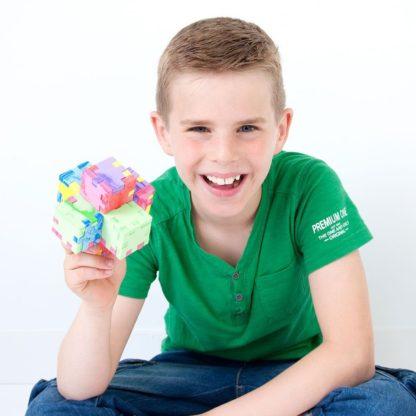 Smart Games Happy Cube Expert 2D + 3D Puzzle | LeVida Toys