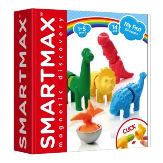 SmartMax My First Dinosaurs Magnetic Play Set | LeVida Toys