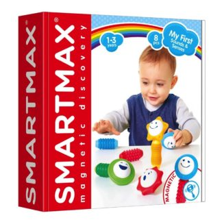 Smartmax My First Sounds & Senses Magnetic Play   LeVida Toys