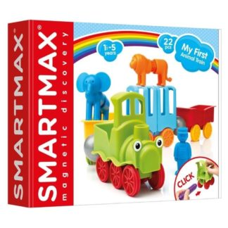 SmartMax My First Animal Train Magentic Play Set | LeVida Toys