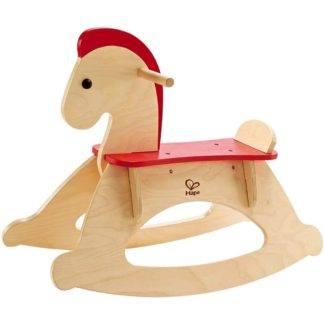 Hape Hape Rock and Ride Rocking Horse | LeVida Toys