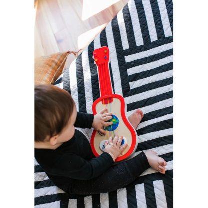 Hape Baby Einstein Magic Touch Ukulele   LeVida Toys