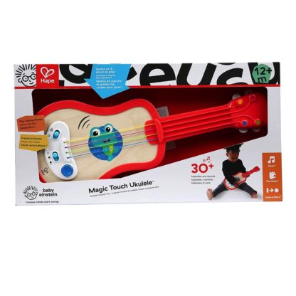 Hape Baby Einstein Magic Touch Ukulele | LeVida Toys