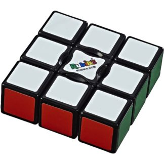 Rubiks Edge - 3x3x1 Rubiks Puzzle | LeVida Toys