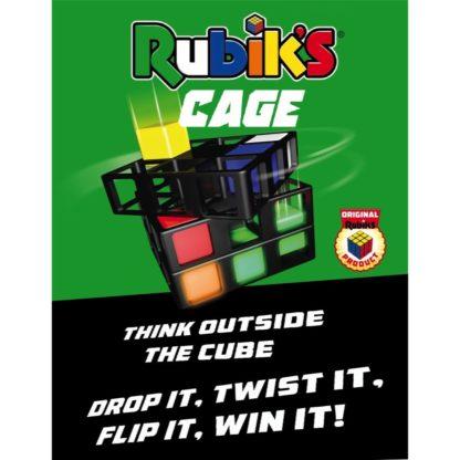 Rubiks Cage - 2-4 player game   LeVida Toys